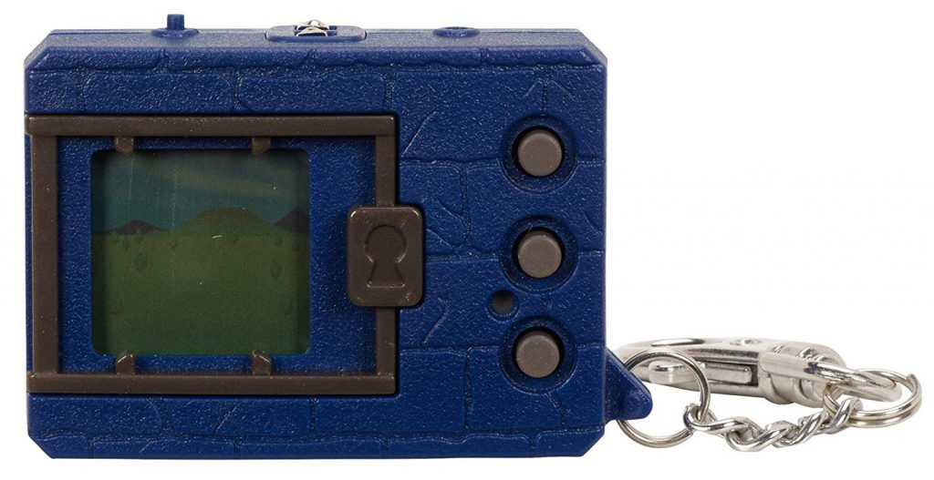20th Anniversary Digimon Blue