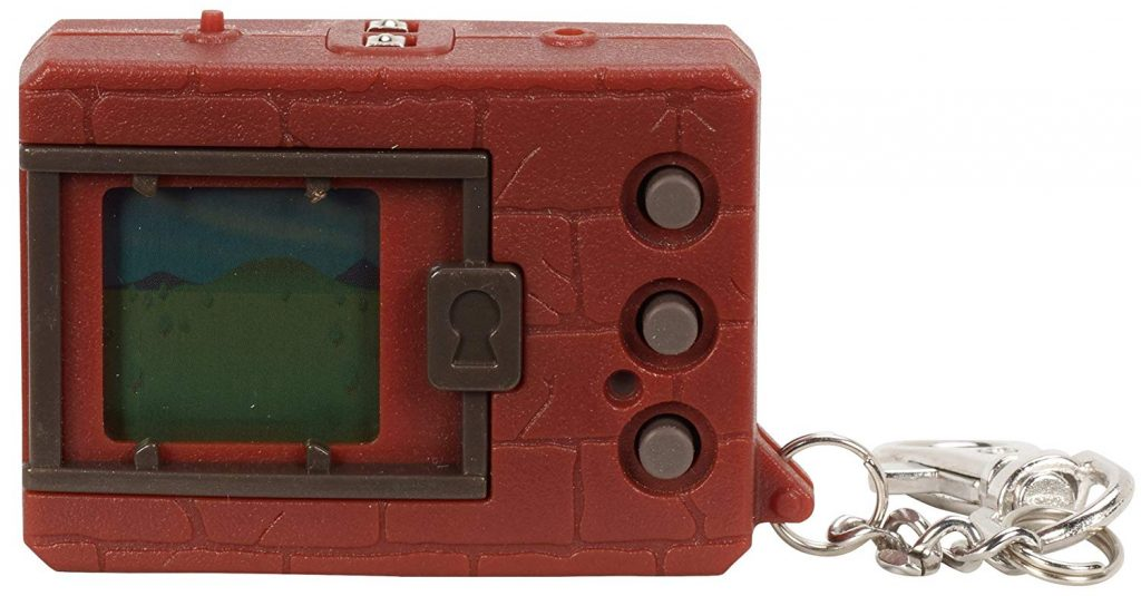 20th Anniversary Digimon Red