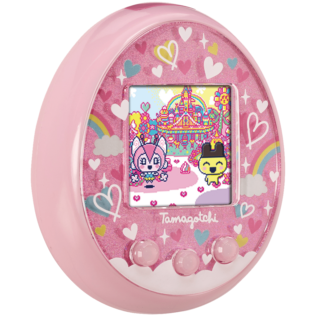 Tamagotchi On Fairy Pink