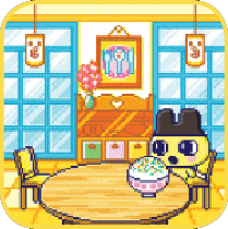 Tamagotchi On / Meets Eating