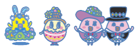 Easter Land residents