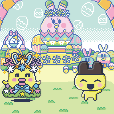 Pastel Meets Easter Land