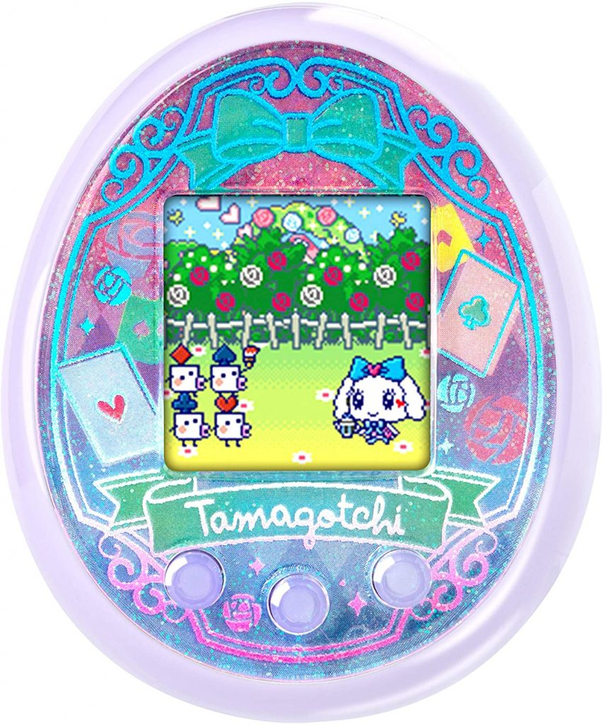 Wonder Garden Tamagotchi On Lavender